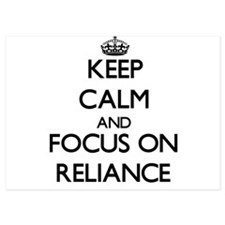 Keep Calm and focus on Reliance Invitations