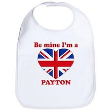 Payton, Valentine's Day Bib