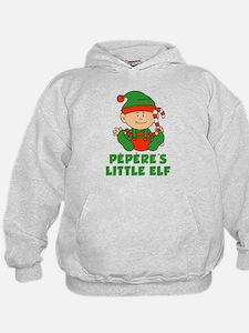 Pepere's Little Elf Hoodie