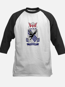 505th Airborne Infantry Regiment Baseball Jersey