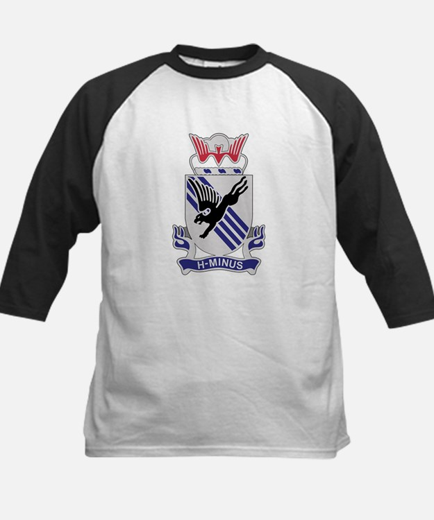 505th Airborne Infantry Regiment Baseball Jersey