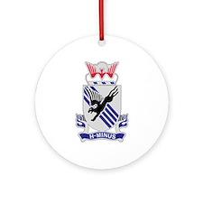 505th Airborne Infantry Regiment. Ornament (Round)
