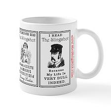 The Slingshot Drinking Vessel