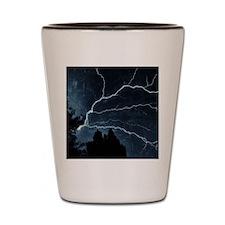 Electric Skye Shot Glass