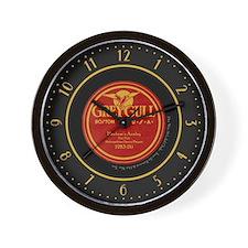 "Grey Gull ""Harlem's Araby"" 78 Label Wall Clock"