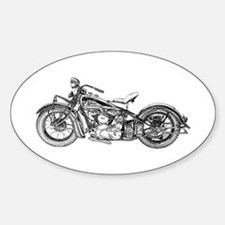 1937 Motorcycle Decal