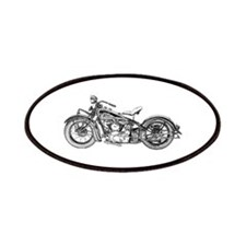 1937 Motorcycle Patches