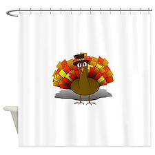 Thanksgiving Fun! Shower Curtain
