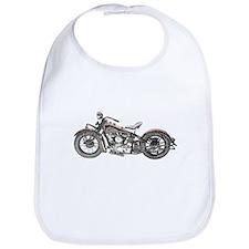 1937 Motorcycle Bib