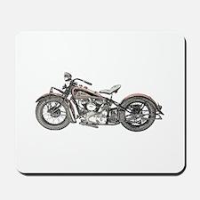 1937 Motorcycle Mousepad