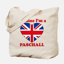 Paschall, Valentine's Day Tote Bag