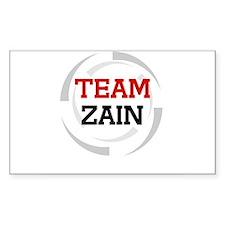 Zain Rectangle Decal