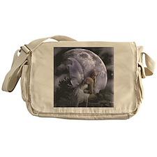 Fairy Moon Light Messenger Bag