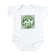 USA Dollar Bill Infant Bodysuit