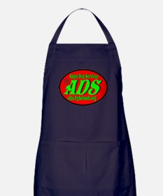 Angel Dog Services Apron (dark)