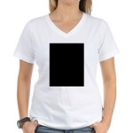 Koochie Grrlz & Boyz Women's V-Neck T-Shirt