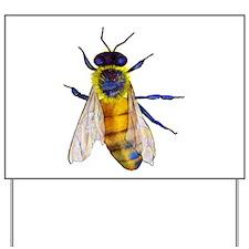Bee Yard Sign