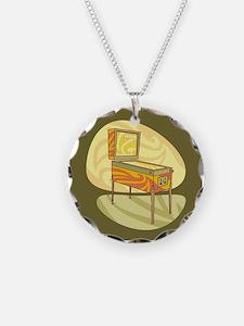 Pinball Necklace