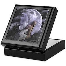 Fairy Moon Light Keepsake Box