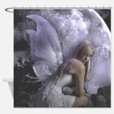 Fairy Moon Light Shower Curtain
