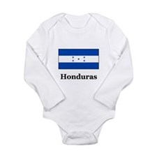 honduras-name Body Suit