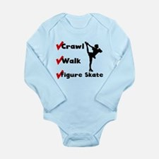 Crawl Walk Figure Skate Body Suit