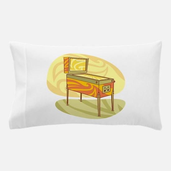 Pinball Pillow Case