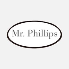Mr Phillips-bod gray Patches