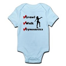 Crawl Walk Gymnastics Body Suit