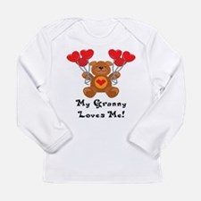 grannyteddylovesme Long Sleeve T-Shirt