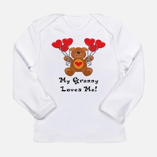 grannyteddylovesme Long Sleeve T-Shirt