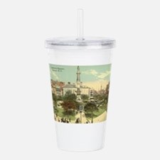 buffalo Acrylic Double-wall Tumbler