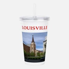 louisville Acrylic Double-wall Tumbler