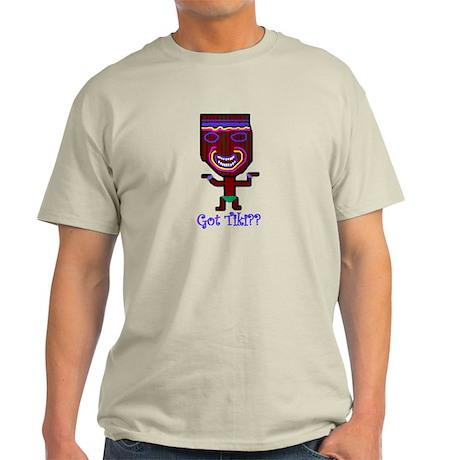 Got Tiki Light T-Shirt