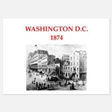 washington Invitations