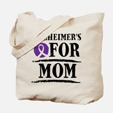 Alzheimers For Mom Tote Bag