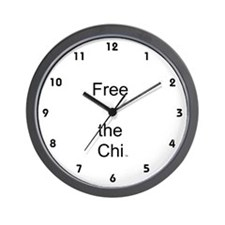 Free the Chi Wall Clock