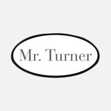 Mr Turner-bod gray Patches