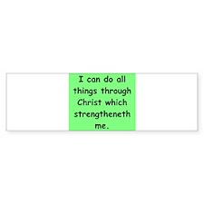phil2 Bumper Sticker