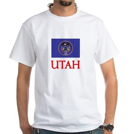 Utah Flag Design T-Shirt