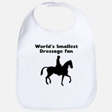 Worlds Smallest Dressage Fan Bib
