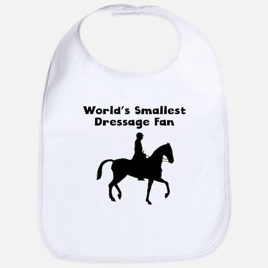Worlds Smallest Dressage Fan Bib