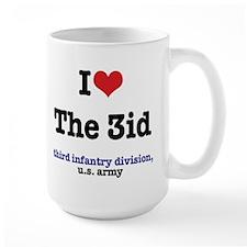 I (Heart) the 3id Mug