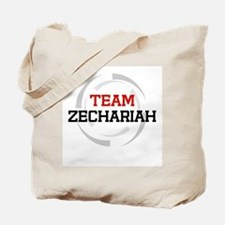 Zechariah Tote Bag