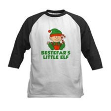 Bestefar's Little Elf Baseball Jersey
