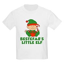 Bestefar's Little Elf T-Shirt