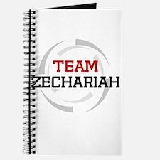 Zechariah Journal