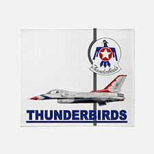 Cute Jet Throw Blanket