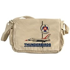 Cute Thunderbirds Messenger Bag