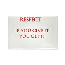 Mutual Respect Magnets
